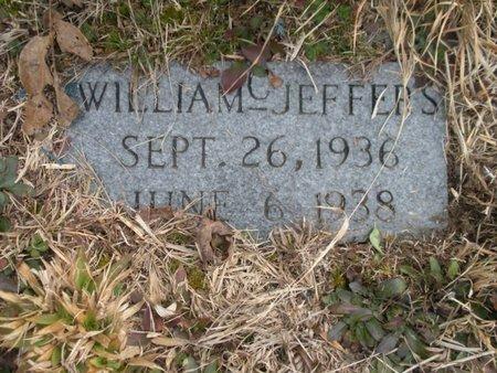 JEFFERS, WILLIAM C - Scott County, Tennessee   WILLIAM C JEFFERS - Tennessee Gravestone Photos