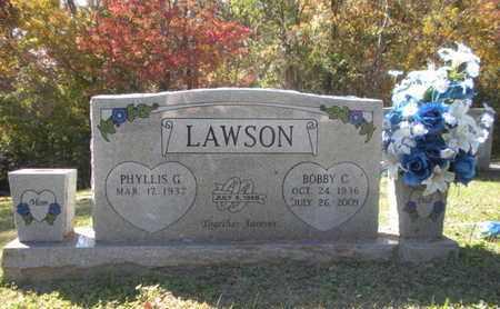 LAWSON, BOBBY C - Scott County, Tennessee | BOBBY C LAWSON - Tennessee Gravestone Photos