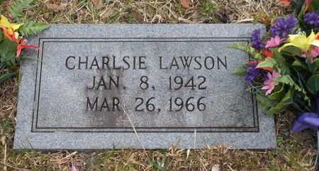 LAWSON, CHARLSIE - Scott County, Tennessee | CHARLSIE LAWSON - Tennessee Gravestone Photos