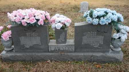 LAWSON, DELLA - Scott County, Tennessee | DELLA LAWSON - Tennessee Gravestone Photos