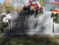 LAWSON, ELMER - Scott County, Tennessee   ELMER LAWSON - Tennessee Gravestone Photos