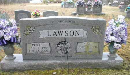 LAWSON, PORTER - Scott County, Tennessee | PORTER LAWSON - Tennessee Gravestone Photos