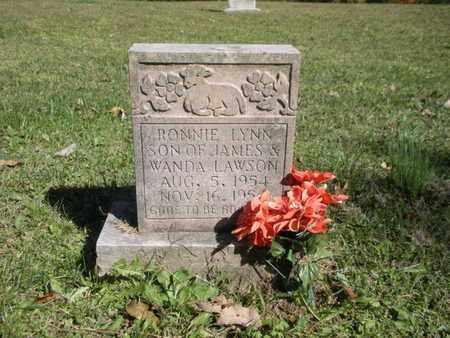LAWSON, RONNIE LYNN - Scott County, Tennessee   RONNIE LYNN LAWSON - Tennessee Gravestone Photos