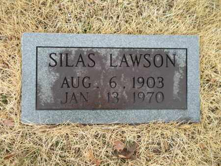 LAWSON, SILAS - Scott County, Tennessee | SILAS LAWSON - Tennessee Gravestone Photos
