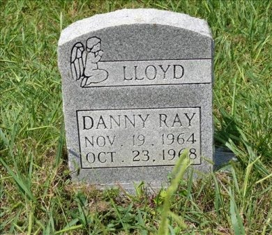 LLOYD, DANNY RAY - Scott County, Tennessee | DANNY RAY LLOYD - Tennessee Gravestone Photos