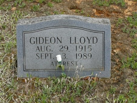 "LLOYD, GIDEON ""GID"" - Scott County, Tennessee | GIDEON ""GID"" LLOYD - Tennessee Gravestone Photos"