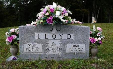 LAWSON LLOYD, ERNIE - Scott County, Tennessee | ERNIE LAWSON LLOYD - Tennessee Gravestone Photos
