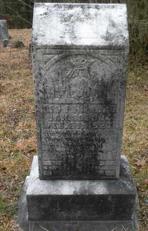 PHILLIPS, LEO - Scott County, Tennessee | LEO PHILLIPS - Tennessee Gravestone Photos