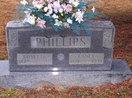 "PHILLIPS, ELCANEY LORANZO ""CANEY"" - Scott County, Tennessee | ELCANEY LORANZO ""CANEY"" PHILLIPS - Tennessee Gravestone Photos"