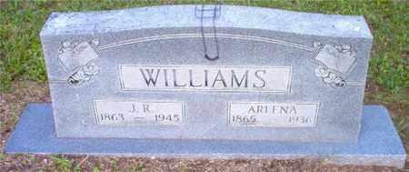 WILLIAMS, J R - Scott County, Tennessee | J R WILLIAMS - Tennessee Gravestone Photos