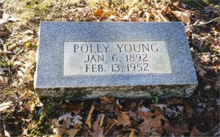"YOUNG, MARY ESTER ""POLLY"" - Scott County, Tennessee 