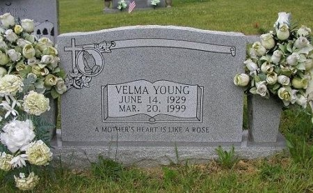 GOAD YOUNG, VELMA - Scott County, Tennessee | VELMA GOAD YOUNG - Tennessee Gravestone Photos