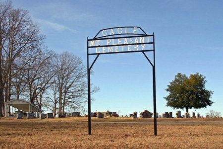 *CEMETERY VIEW,  - Sequatchie County, Tennessee |  *CEMETERY VIEW - Tennessee Gravestone Photos