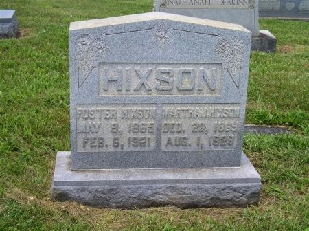 SIMS HIXSON, MARTHA JANE - Sequatchie County, Tennessee | MARTHA JANE SIMS HIXSON - Tennessee Gravestone Photos
