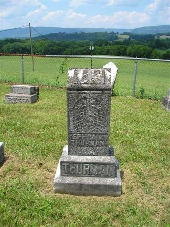 THURMAN, EPHRAIM - Sequatchie County, Tennessee | EPHRAIM THURMAN - Tennessee Gravestone Photos