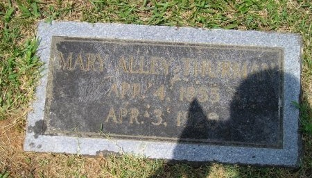 THURMAN, MARY LOUISE - Sequatchie County, Tennessee | MARY LOUISE THURMAN - Tennessee Gravestone Photos