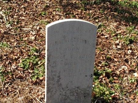 COVINGTON, MAHALA - Sevier County, Tennessee | MAHALA COVINGTON - Tennessee Gravestone Photos