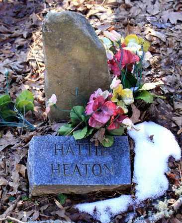 HEATON, HATTIE - Sevier County, Tennessee | HATTIE HEATON - Tennessee Gravestone Photos