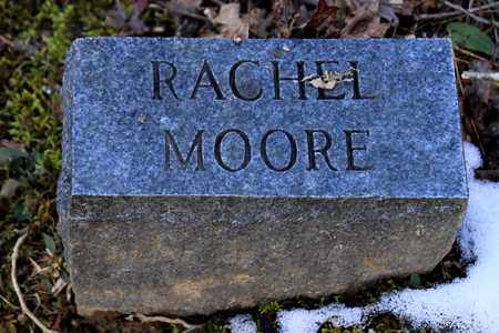 MOORE, RACHEL - Sevier County, Tennessee | RACHEL MOORE - Tennessee Gravestone Photos