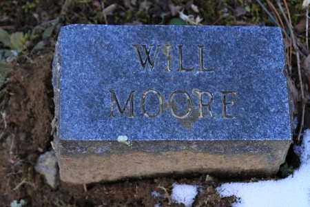 MOORE, WILL - Sevier County, Tennessee   WILL MOORE - Tennessee Gravestone Photos