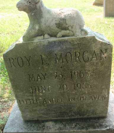 MORGAN, ROY L - Sevier County, Tennessee | ROY L MORGAN - Tennessee Gravestone Photos