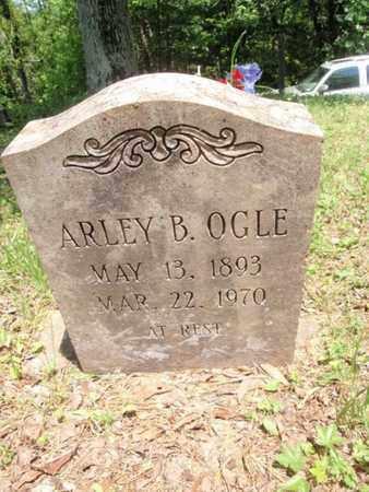 OGLE, ARLEY B - Sevier County, Tennessee | ARLEY B OGLE - Tennessee Gravestone Photos
