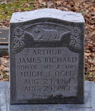 OGLE, ARTHUR JAMES RICHARD - Sevier County, Tennessee | ARTHUR JAMES RICHARD OGLE - Tennessee Gravestone Photos