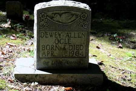 OGLE, DEWEY ALLEN - Sevier County, Tennessee | DEWEY ALLEN OGLE - Tennessee Gravestone Photos