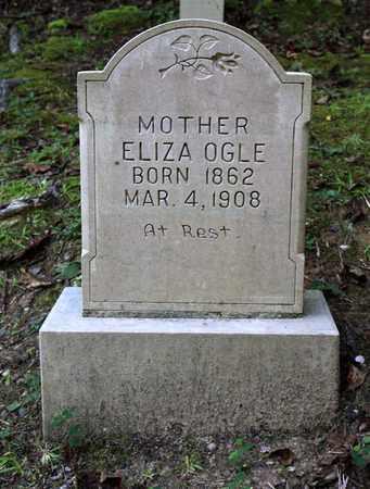 OGLE, ELIZA - Sevier County, Tennessee | ELIZA OGLE - Tennessee Gravestone Photos