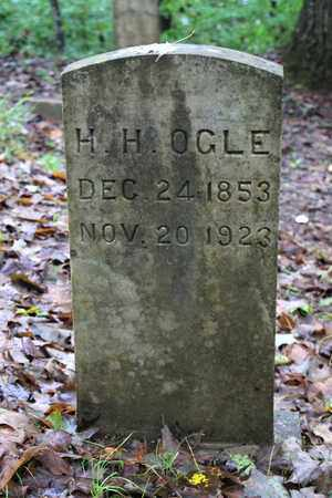 OGLE, HARKLESS H. - Sevier County, Tennessee   HARKLESS H. OGLE - Tennessee Gravestone Photos