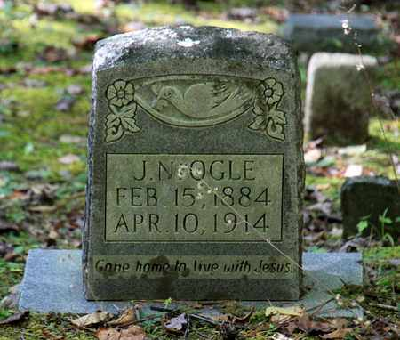 OGLE, J. NEWTON - Sevier County, Tennessee   J. NEWTON OGLE - Tennessee Gravestone Photos