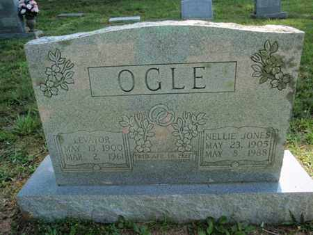 OGLE, NELLIE - Sevier County, Tennessee | NELLIE OGLE - Tennessee Gravestone Photos