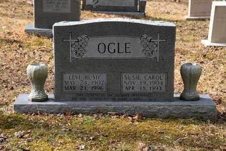 OGLE, SUSIE CAROL - Sevier County, Tennessee | SUSIE CAROL OGLE - Tennessee Gravestone Photos