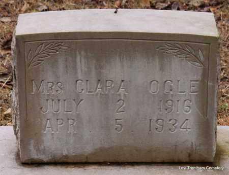 OGLE, CLARA - Sevier County, Tennessee   CLARA OGLE - Tennessee Gravestone Photos