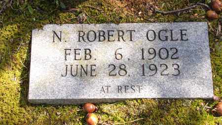 OGLE, N. ROBERT - Sevier County, Tennessee | N. ROBERT OGLE - Tennessee Gravestone Photos