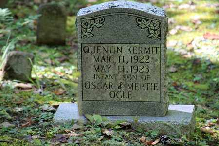 OGLE, QUENTON KERMIT - Sevier County, Tennessee | QUENTON KERMIT OGLE - Tennessee Gravestone Photos