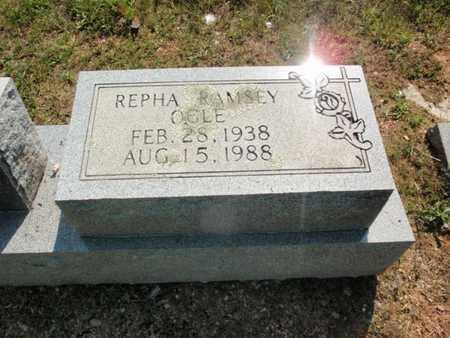 OGLE, REPHA - Sevier County, Tennessee | REPHA OGLE - Tennessee Gravestone Photos