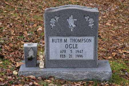 OGLE, RUTH M. - Sevier County, Tennessee | RUTH M. OGLE - Tennessee Gravestone Photos