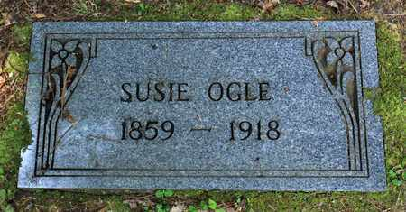 OGLE, SUSIE - Sevier County, Tennessee | SUSIE OGLE - Tennessee Gravestone Photos