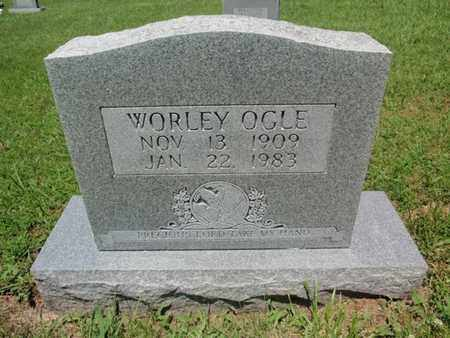 OGLE, WORLEY - Sevier County, Tennessee   WORLEY OGLE - Tennessee Gravestone Photos