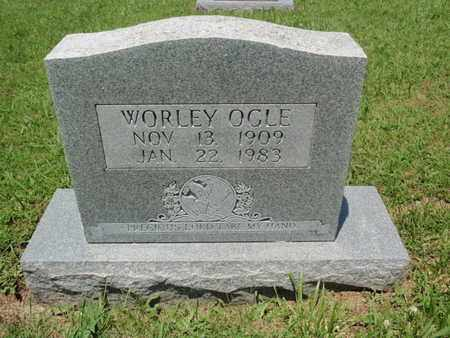 OGLE, WORLEY - Sevier County, Tennessee | WORLEY OGLE - Tennessee Gravestone Photos