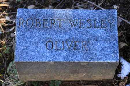 OLIVER, ROBERT WESLEY - Sevier County, Tennessee | ROBERT WESLEY OLIVER - Tennessee Gravestone Photos