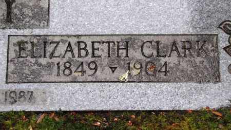 OWNBY, ELIZABETH (CLOSE UP) - Sevier County, Tennessee | ELIZABETH (CLOSE UP) OWNBY - Tennessee Gravestone Photos