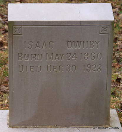 OWNBY, ISAAC - Sevier County, Tennessee | ISAAC OWNBY - Tennessee Gravestone Photos