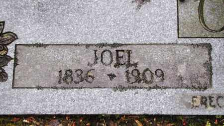 OWNBY, JOEL (CLOSE UP) - Sevier County, Tennessee | JOEL (CLOSE UP) OWNBY - Tennessee Gravestone Photos