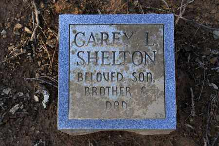 SHELTON, CAREY L - Sevier County, Tennessee | CAREY L SHELTON - Tennessee Gravestone Photos