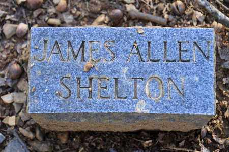 SHELTON, JAMES ALLEN - Sevier County, Tennessee | JAMES ALLEN SHELTON - Tennessee Gravestone Photos