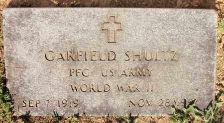 SHULTZ  (VETERAN WWII), GARFIELD - Sevier County, Tennessee | GARFIELD SHULTZ  (VETERAN WWII) - Tennessee Gravestone Photos