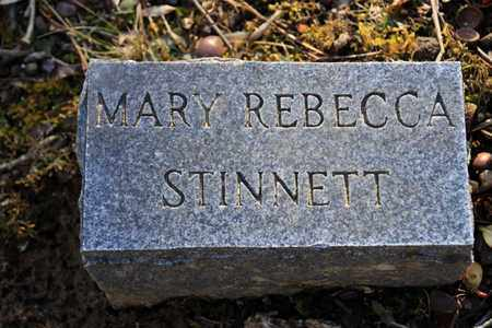 STINNETT, MARY REBECCA - Sevier County, Tennessee | MARY REBECCA STINNETT - Tennessee Gravestone Photos