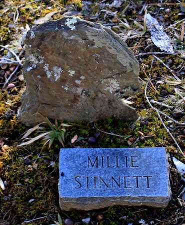 STINNETT, MILLIE - Sevier County, Tennessee   MILLIE STINNETT - Tennessee Gravestone Photos